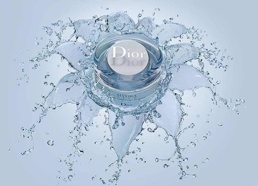 Liquid flower dior creme by Alex Koloskov